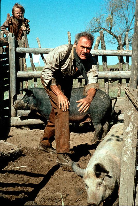 Bill pig farming